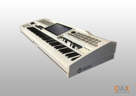 OAX 1 Keyboard A4