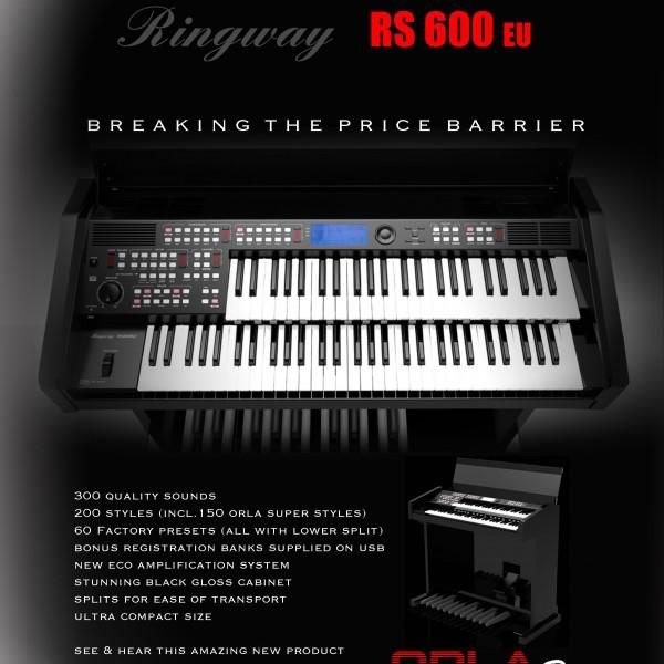 RS600 EU Högl.svart